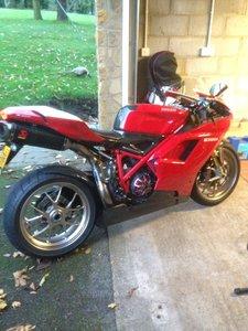2007 Ducat 1098s