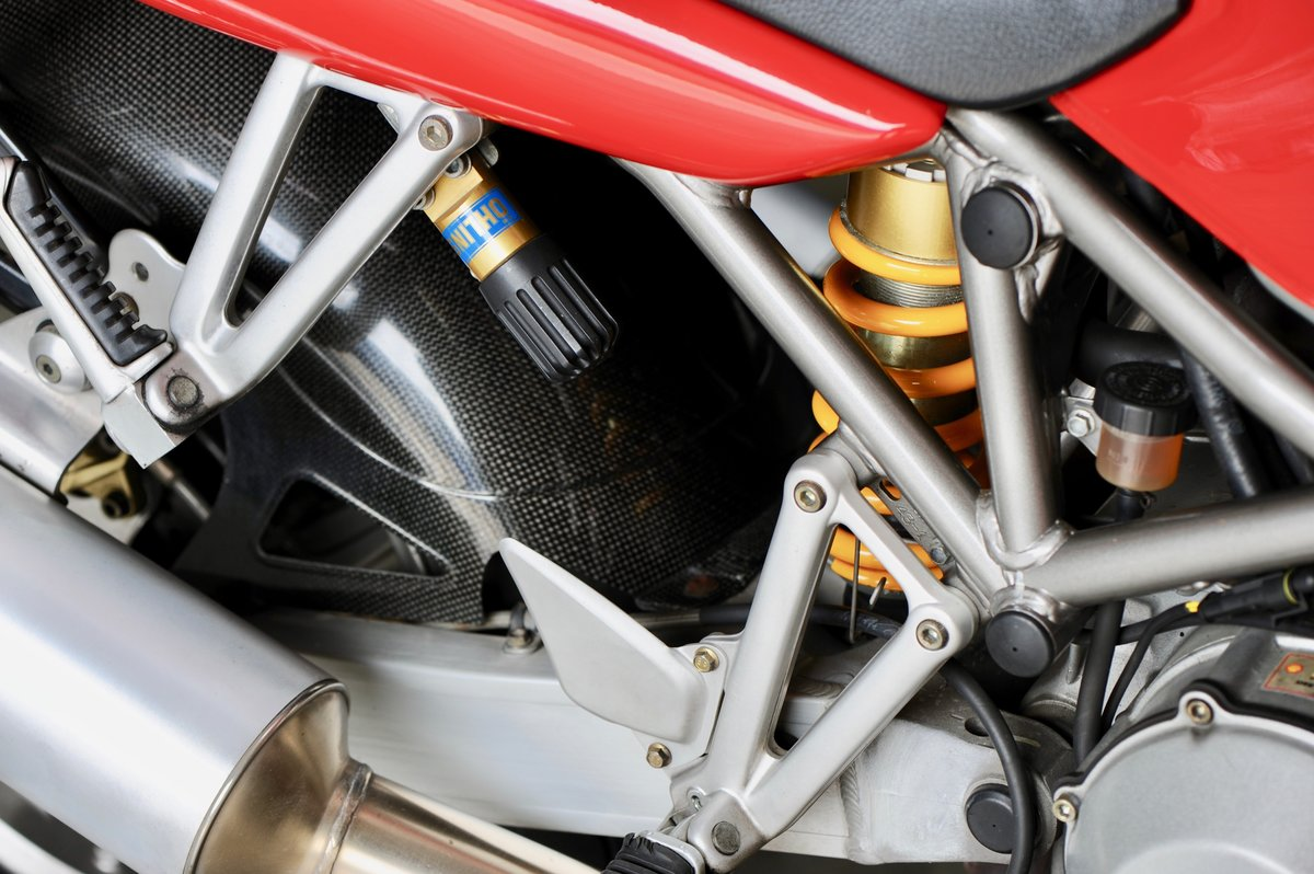 2002 Ducati ST4s in Excellent Original Condition SOLD (picture 4 of 6)