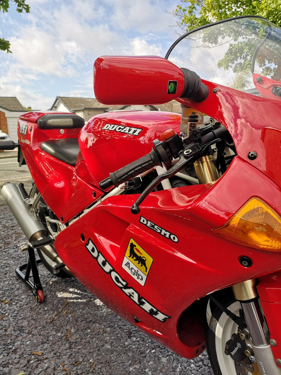 1991 Ducati 851 Strada For Sale (picture 2 of 6)