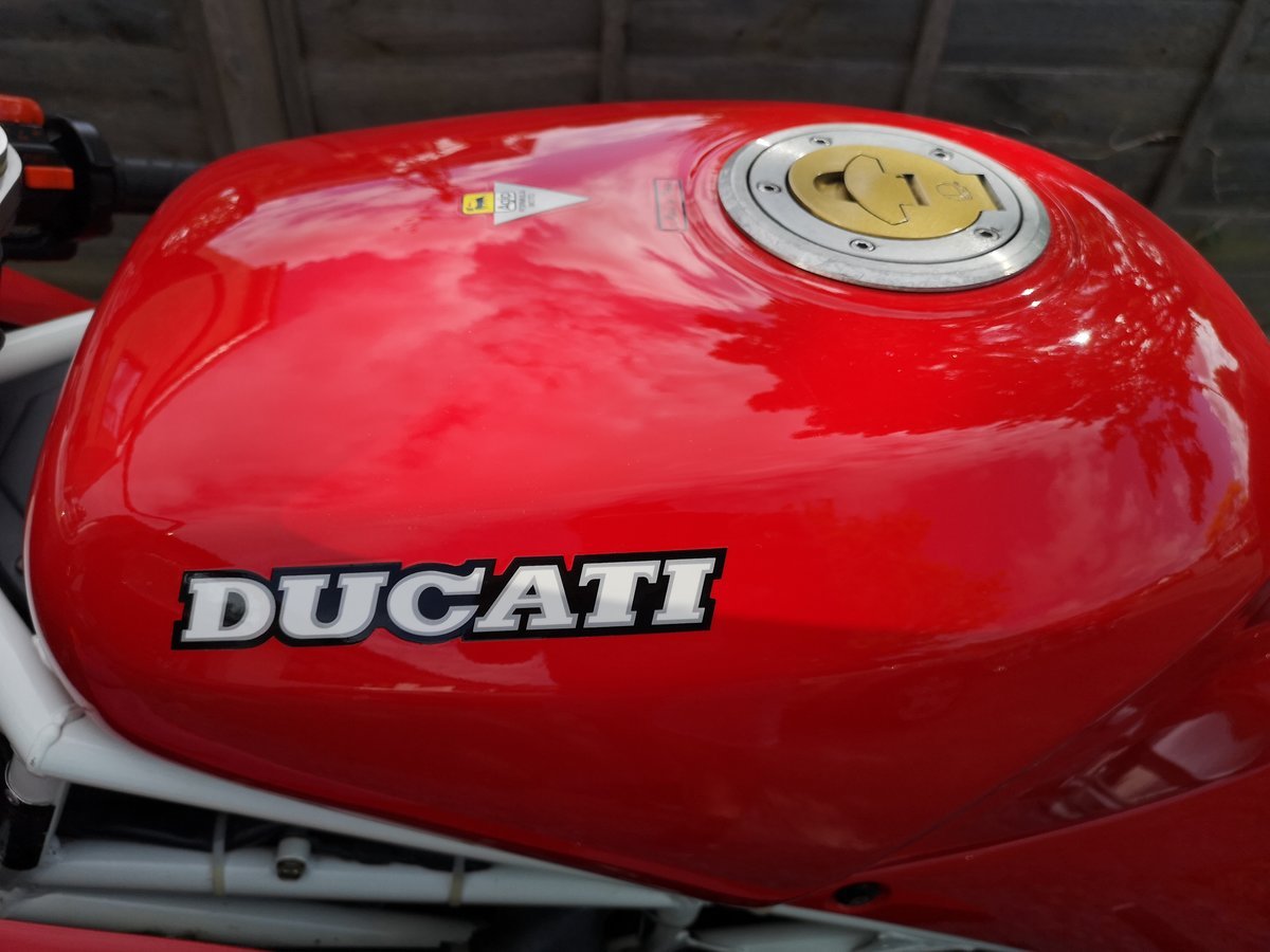 1991 Ducati 851 Strada For Sale (picture 3 of 6)