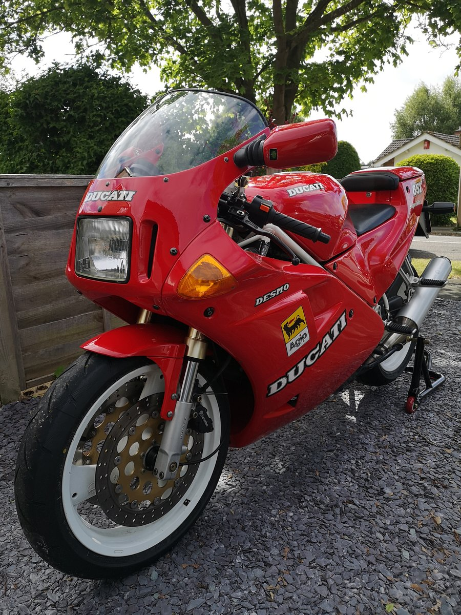 1991 Ducati 851 Strada For Sale (picture 6 of 6)