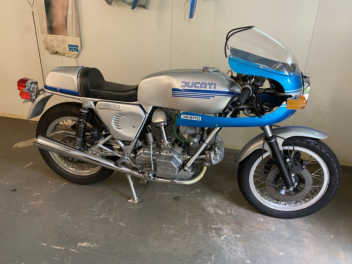 1978 Ducati 900ss only 1,900 miles just refreshed For Sale (picture 1 of 6)