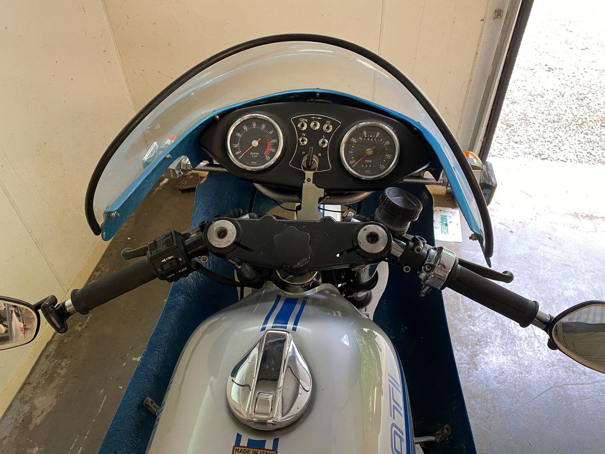1978 Ducati 900ss only 1,900 miles just refreshed For Sale (picture 4 of 6)