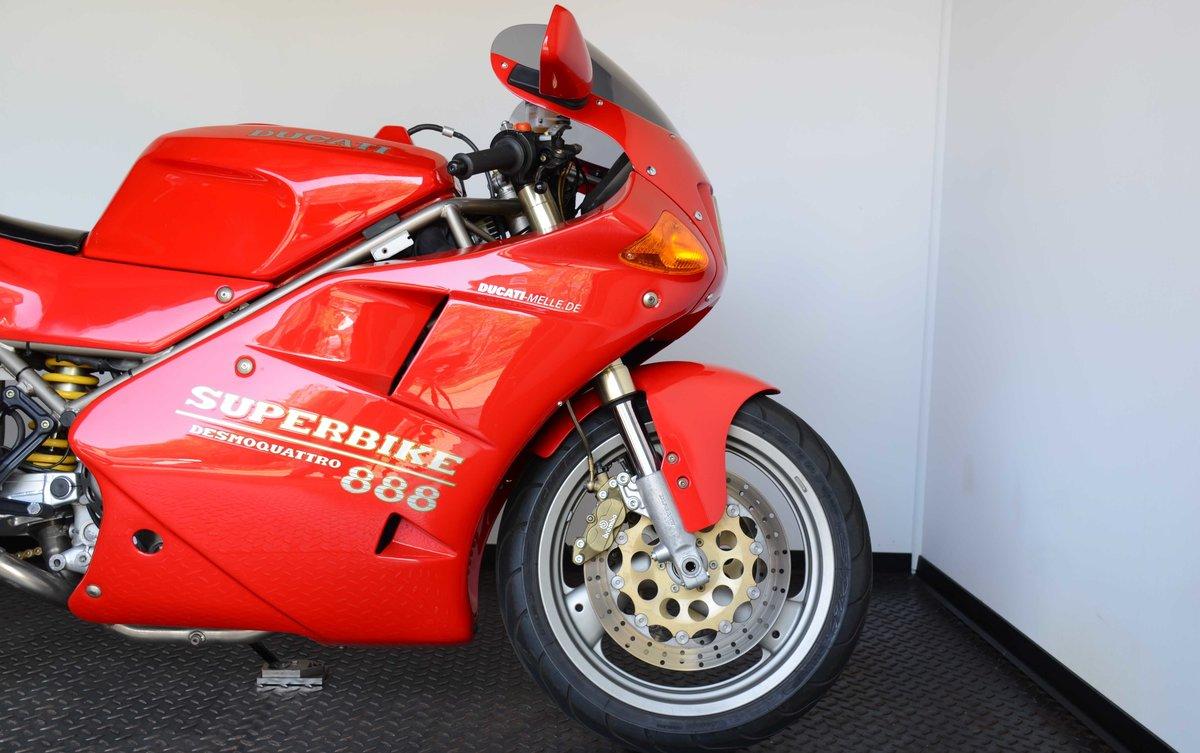 1993 Ducati 888 Strada For Sale (picture 2 of 10)