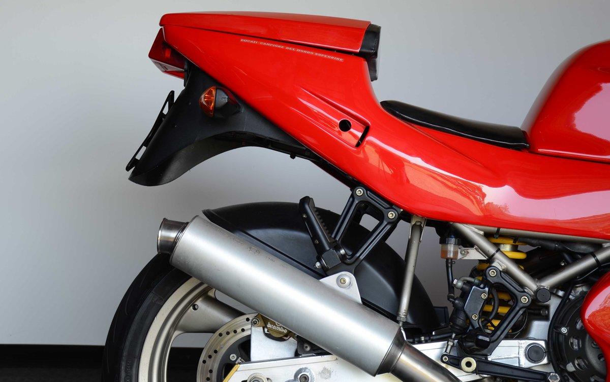 1993 Ducati 888 Strada For Sale (picture 5 of 10)