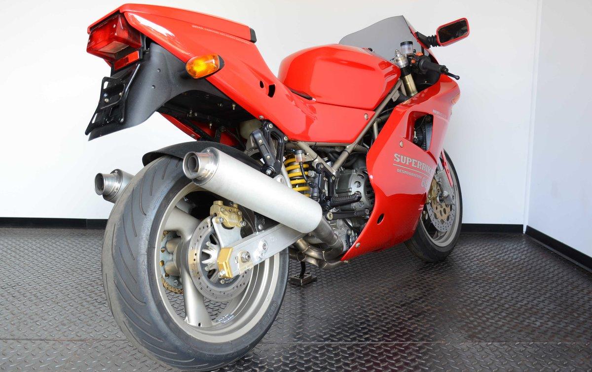 1993 Ducati 888 Strada For Sale (picture 7 of 10)