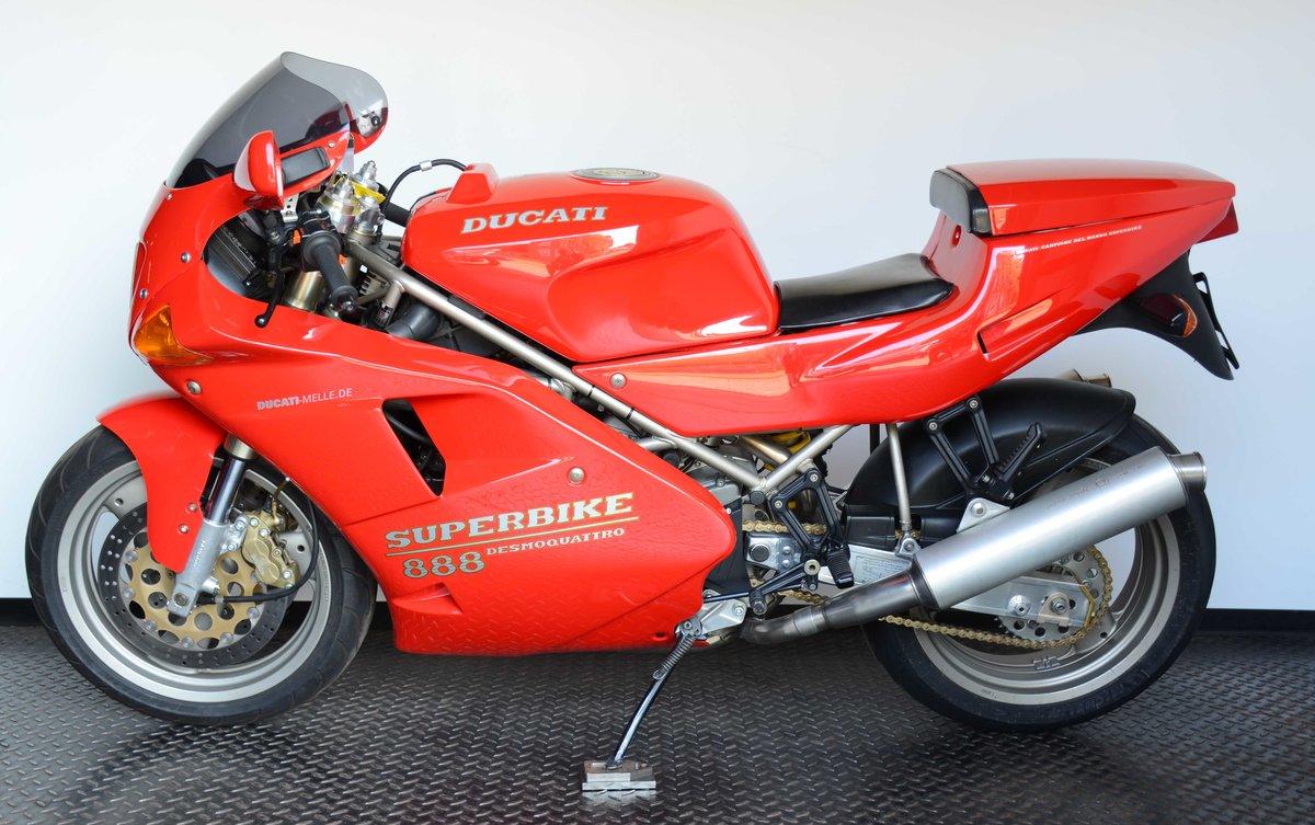 1993 Ducati 888 Strada For Sale (picture 10 of 10)