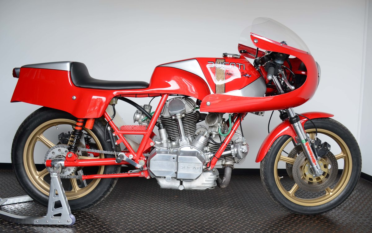 1983 Ducati 900 SS NCR For Sale (picture 1 of 10)