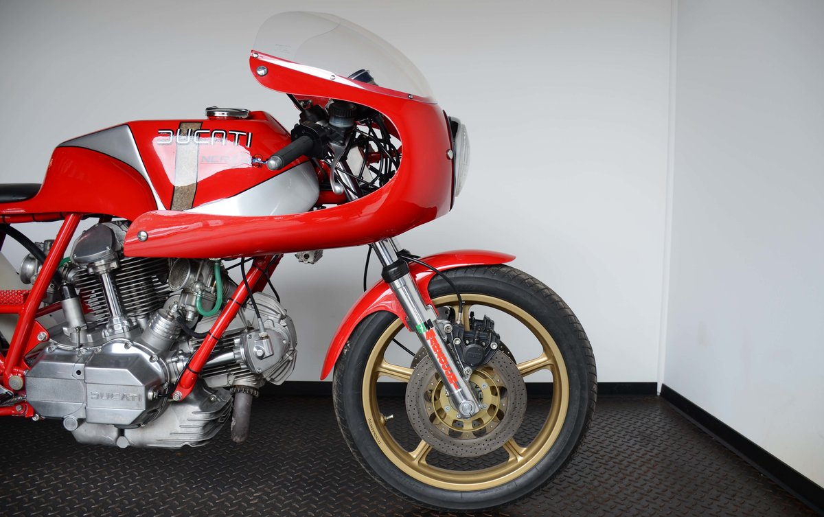 1983 Ducati 900 SS NCR For Sale (picture 2 of 10)
