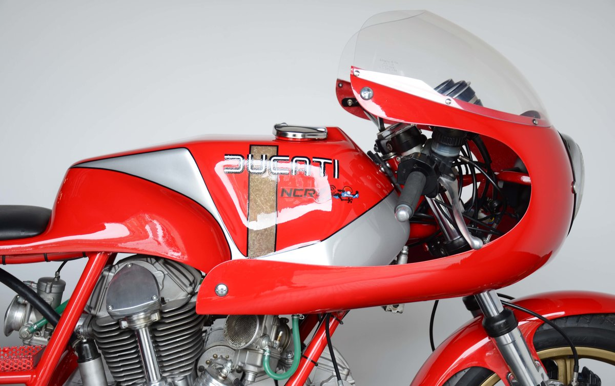 1983 Ducati 900 SS NCR For Sale (picture 6 of 10)