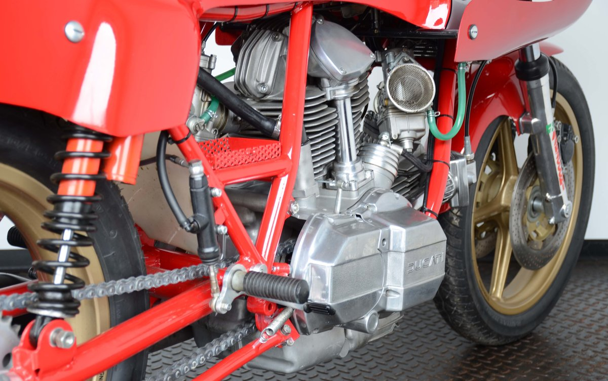 1983 Ducati 900 SS NCR For Sale (picture 9 of 10)