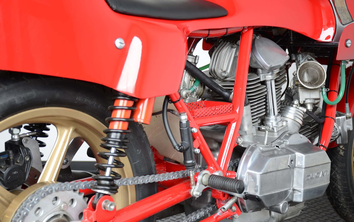 1983 Ducati 900 SS NCR For Sale (picture 10 of 10)