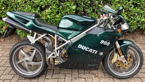 Ducati 998 Matrix reloaded as new