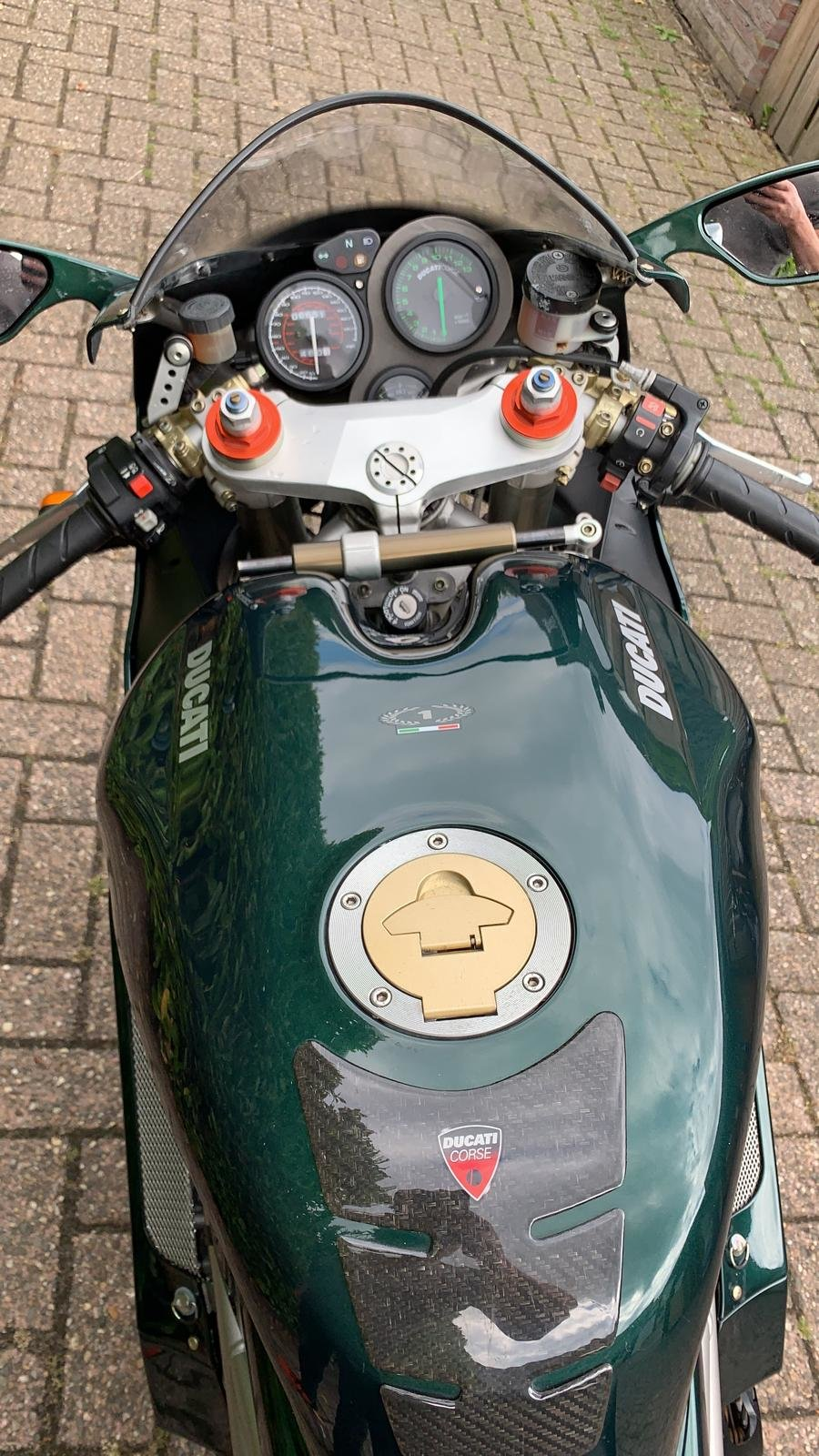2004 Ducati 998 Matrix reloaded as new  For Sale (picture 2 of 6)