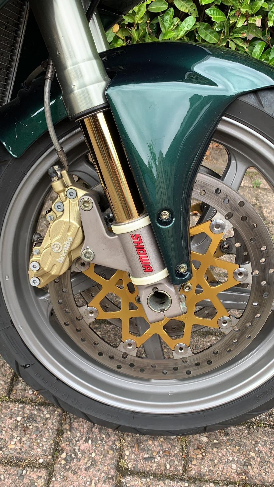 2004 Ducati 998 Matrix reloaded as new  For Sale (picture 3 of 6)