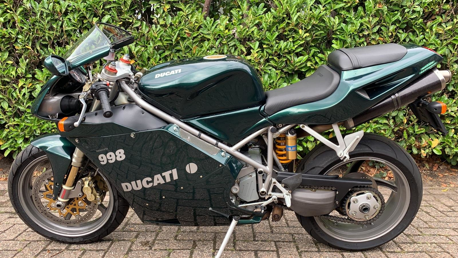 2004 Ducati 998 Matrix reloaded as new  For Sale (picture 5 of 6)