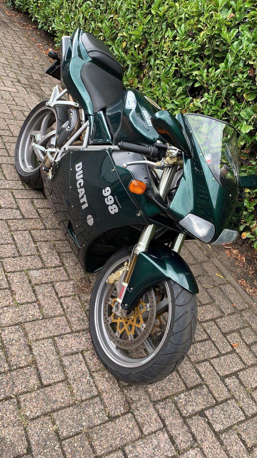 2004 Ducati 998 Matrix reloaded as new  For Sale (picture 6 of 6)
