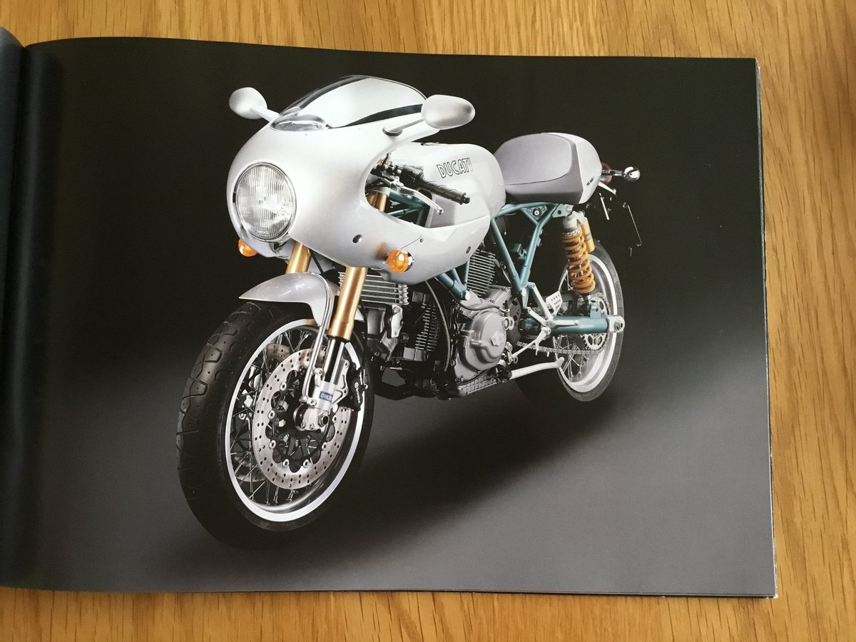 2005 Ducati brochure Paul smart and sport and gt1000 For Sale (picture 2 of 2)