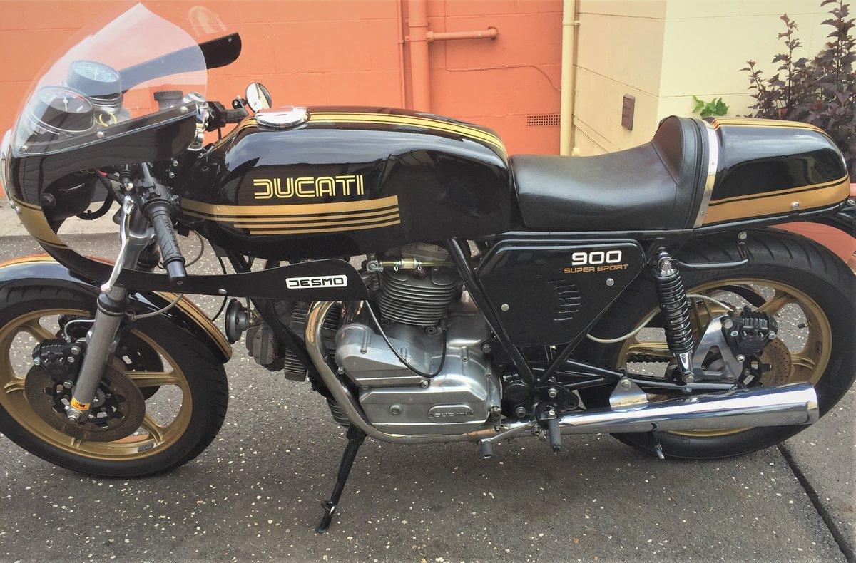 1977 DUCATI 900SS Replica For Sale (picture 4 of 6)