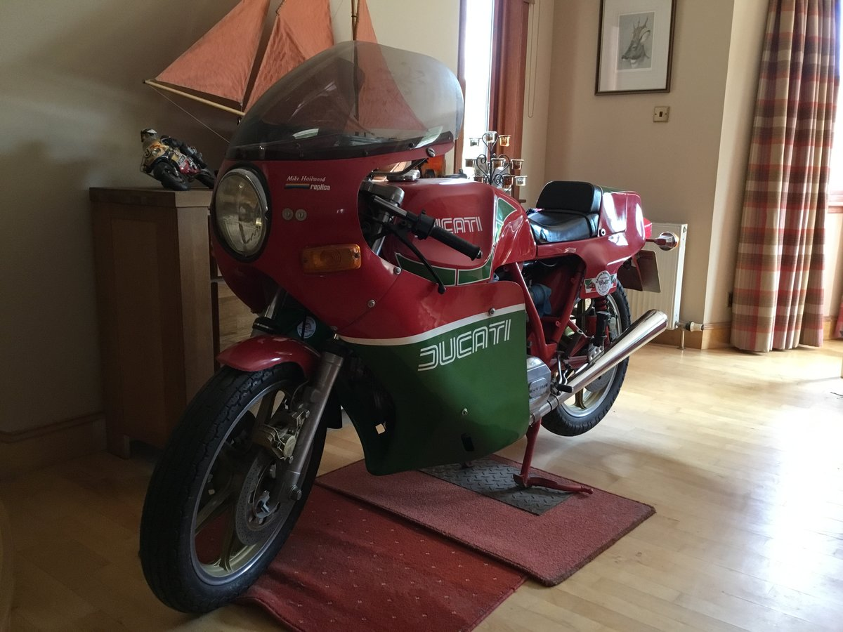 1981 Mike Hailwood Replica For Sale (picture 1 of 6)