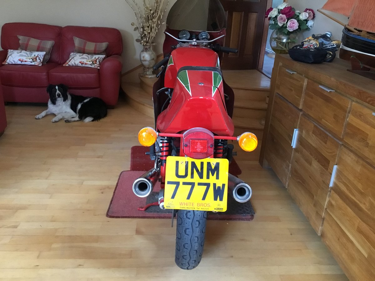 1981 Mike Hailwood Replica For Sale (picture 4 of 6)