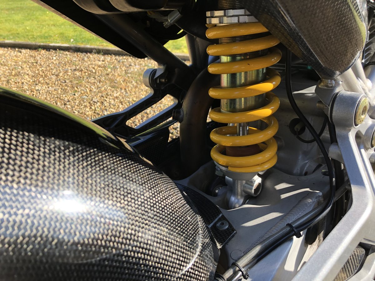 2003 Ducati Monster 620s ie For Sale (picture 3 of 6)