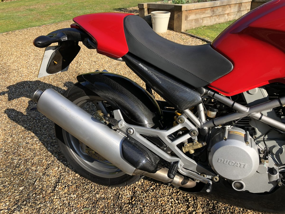 2003 Ducati Monster 620s ie For Sale (picture 5 of 6)