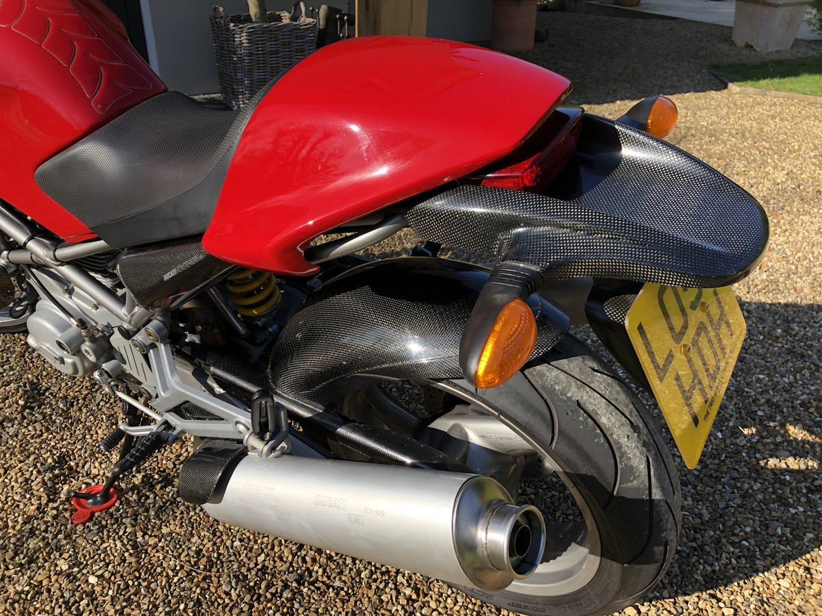 2003 Ducati Monster 620s ie For Sale (picture 6 of 6)