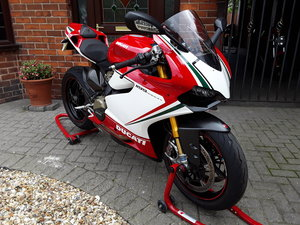 Stunning and cherished Ducati Panigale Tricolore