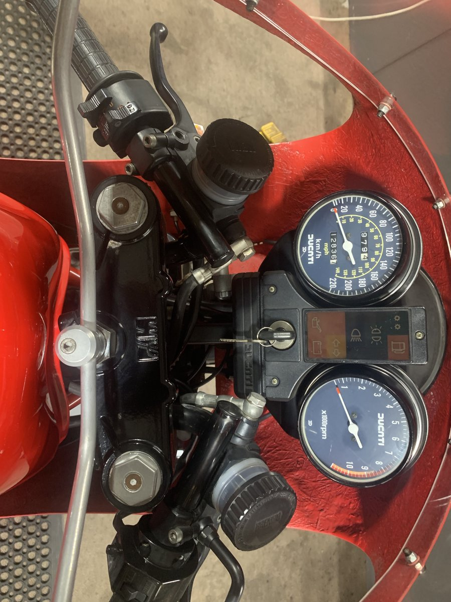 1984 Ducati Mike Hailwood Replica For Sale (picture 3 of 6)