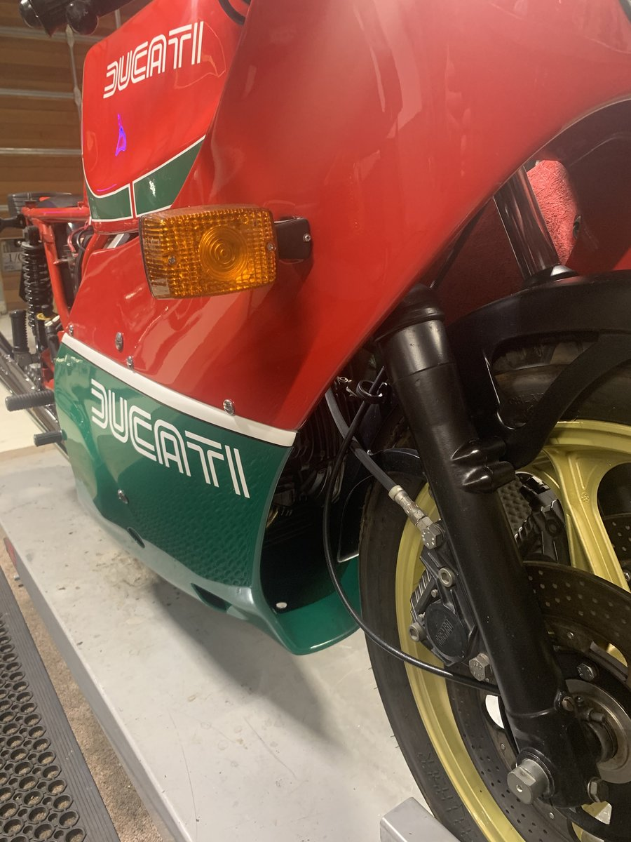 1984 Ducati Mike Hailwood Replica For Sale (picture 6 of 6)