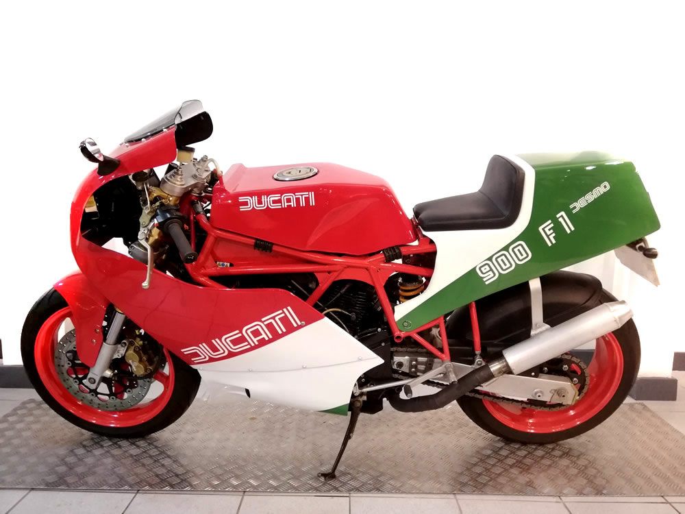 1990 Ducati TT900 FI Replica Special For Sale (picture 6 of 6)