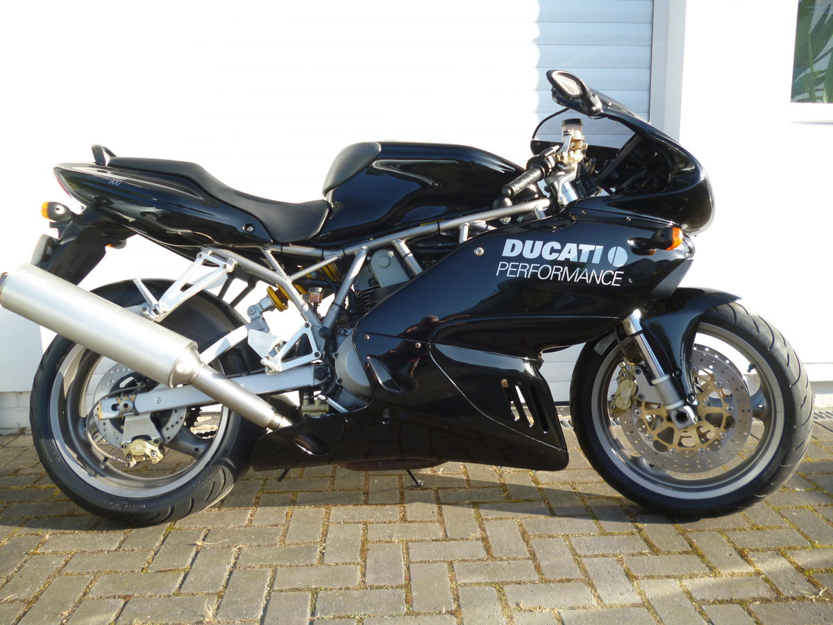 2002 DUCATI 900S FF SUPER SPORT - RARE MODEL IN VGC For Sale (picture 1 of 6)