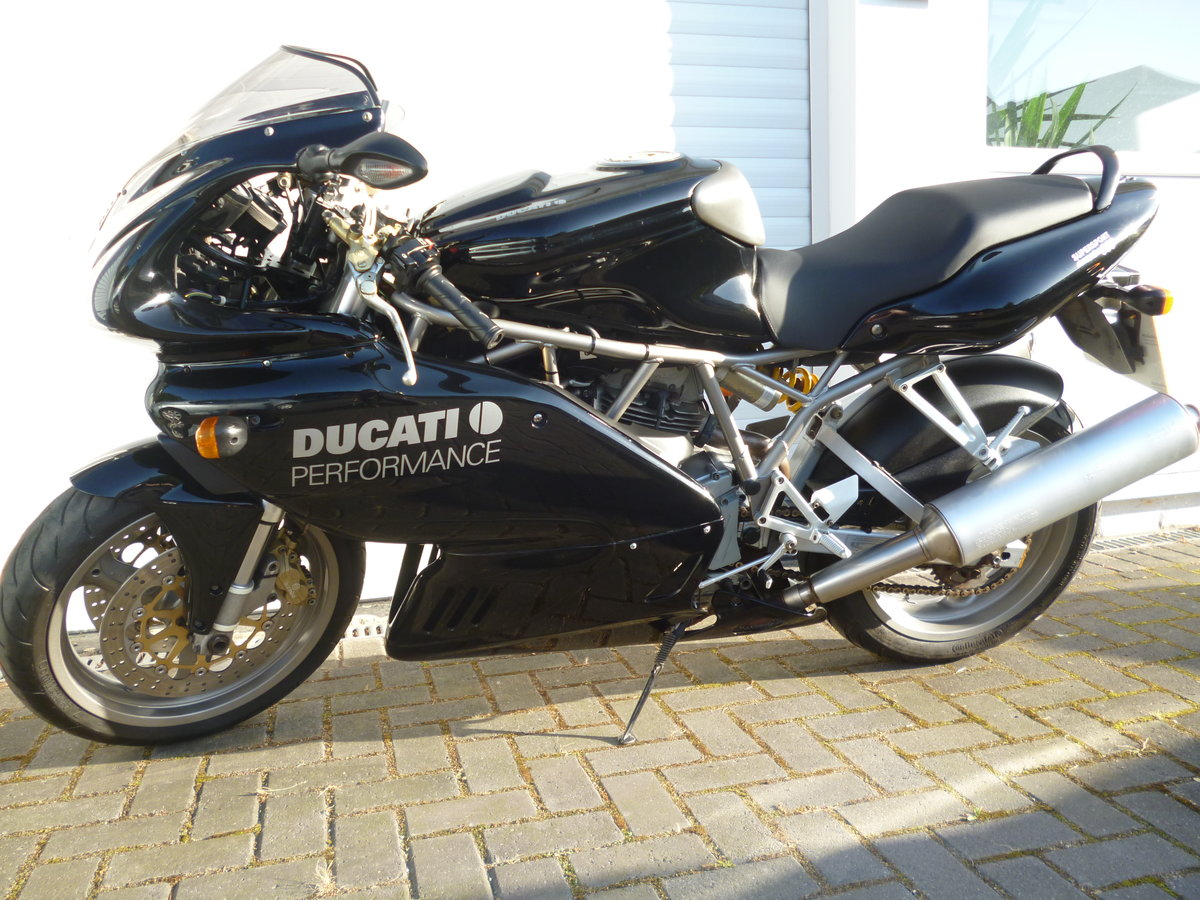 2002 DUCATI 900S FF SUPER SPORT - RARE MODEL IN VGC For Sale (picture 2 of 6)