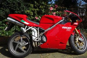 2004 Ducati 998S Final Edition