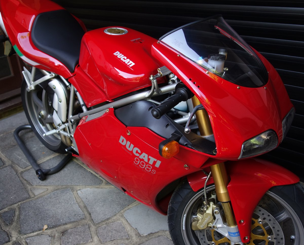2004 Ducati 998S Final Edition For Sale (picture 6 of 6)