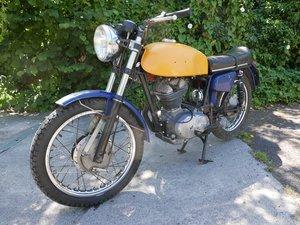 1975 DUCATI 350 WIDECASE MK3 /DESMO REPLICA