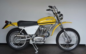 1971 Ducati 350 R/T top condition and super rare