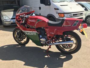 1983 Ducati 900 MHR Mike Hailwood Replica
