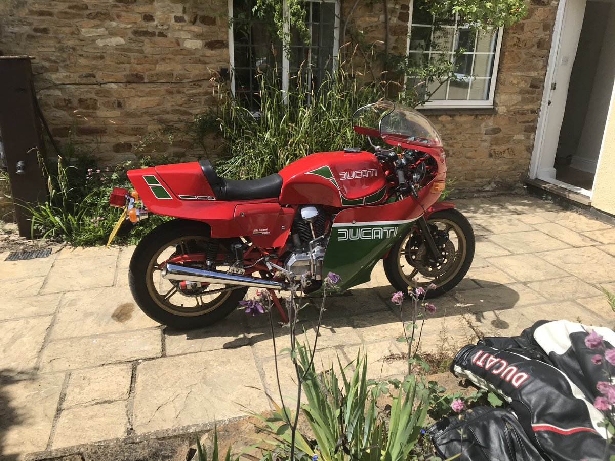 1983 Ducati 900 MHR Mike Hailwood Replica For Sale (picture 4 of 6)