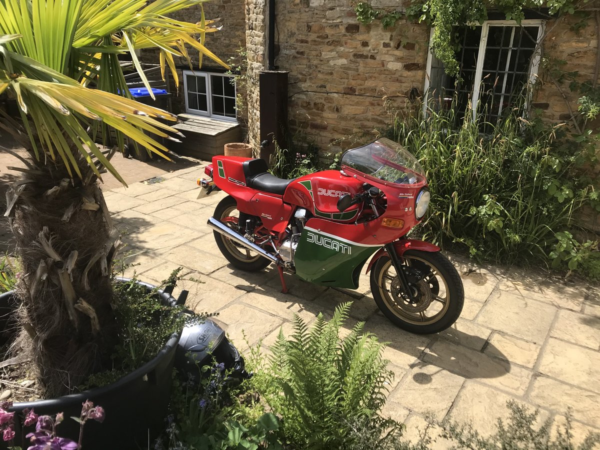 1983 Ducati 900 MHR Mike Hailwood Replica For Sale (picture 5 of 6)