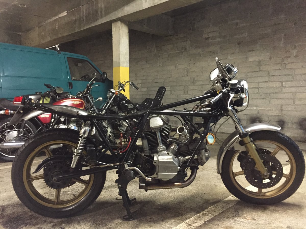 1978 Ducati Darmah For Sale (picture 1 of 5)