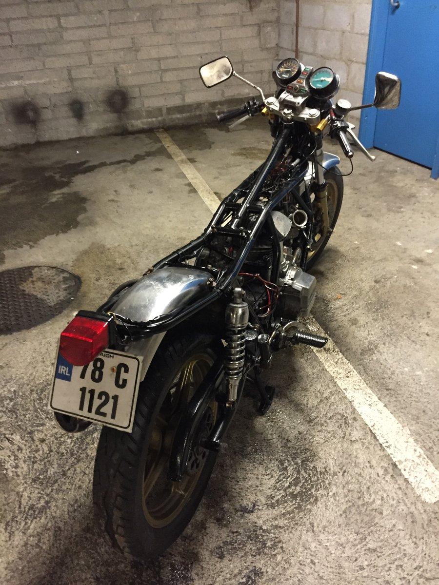 1978 Ducati Darmah For Sale (picture 3 of 5)