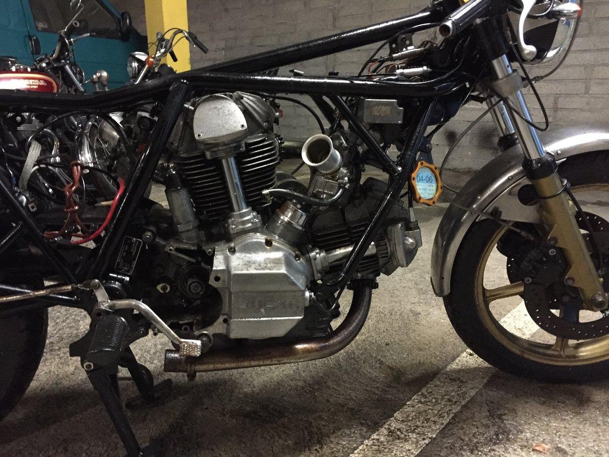 1978 Ducati Darmah For Sale (picture 4 of 5)