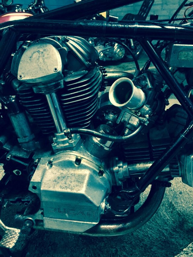 1978 Ducati Darmah For Sale (picture 5 of 5)