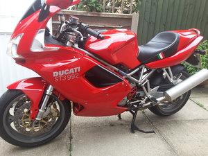 Ducati st3 sport touring