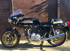 1980 Ducati 900SS in excellent condition