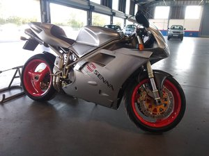 1997 Ducati 916 Senna II NO 260 for auction