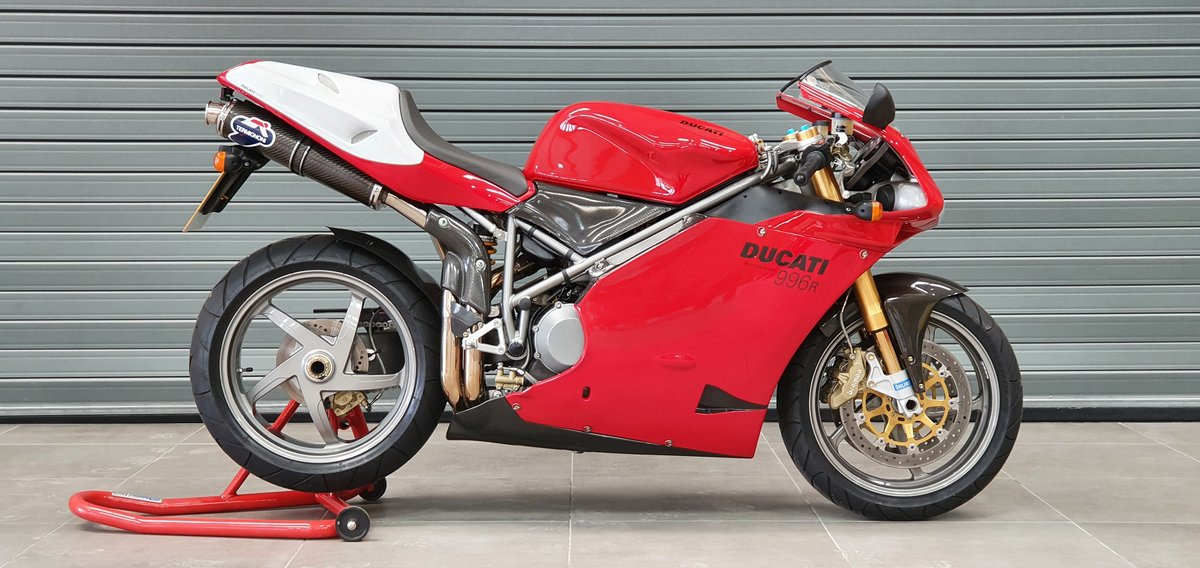 2001 Ducati 996R For Sale (picture 1 of 6)