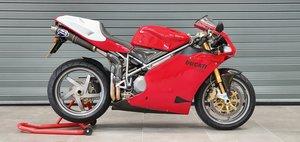 2001 Ducati 996R